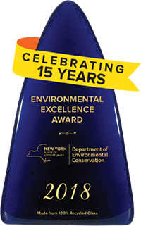 2018 Environmental Excellence Award Winner