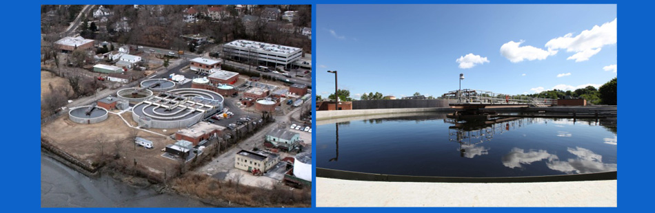 Great Neck Water Pollution Control District facilities
